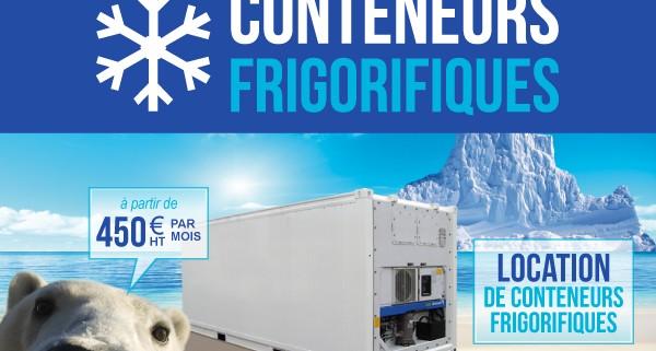 Conteneur frigorifique self stockage bordeaux for Conteneur bordeaux