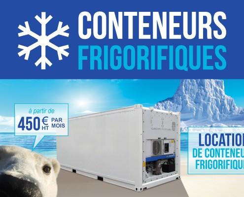 container-frigo