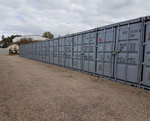 containers self stockage montussan